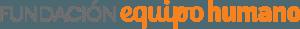 Logotipo Fundación Equipo Humano